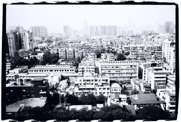 La mégalopole chinoise de Wuhan
