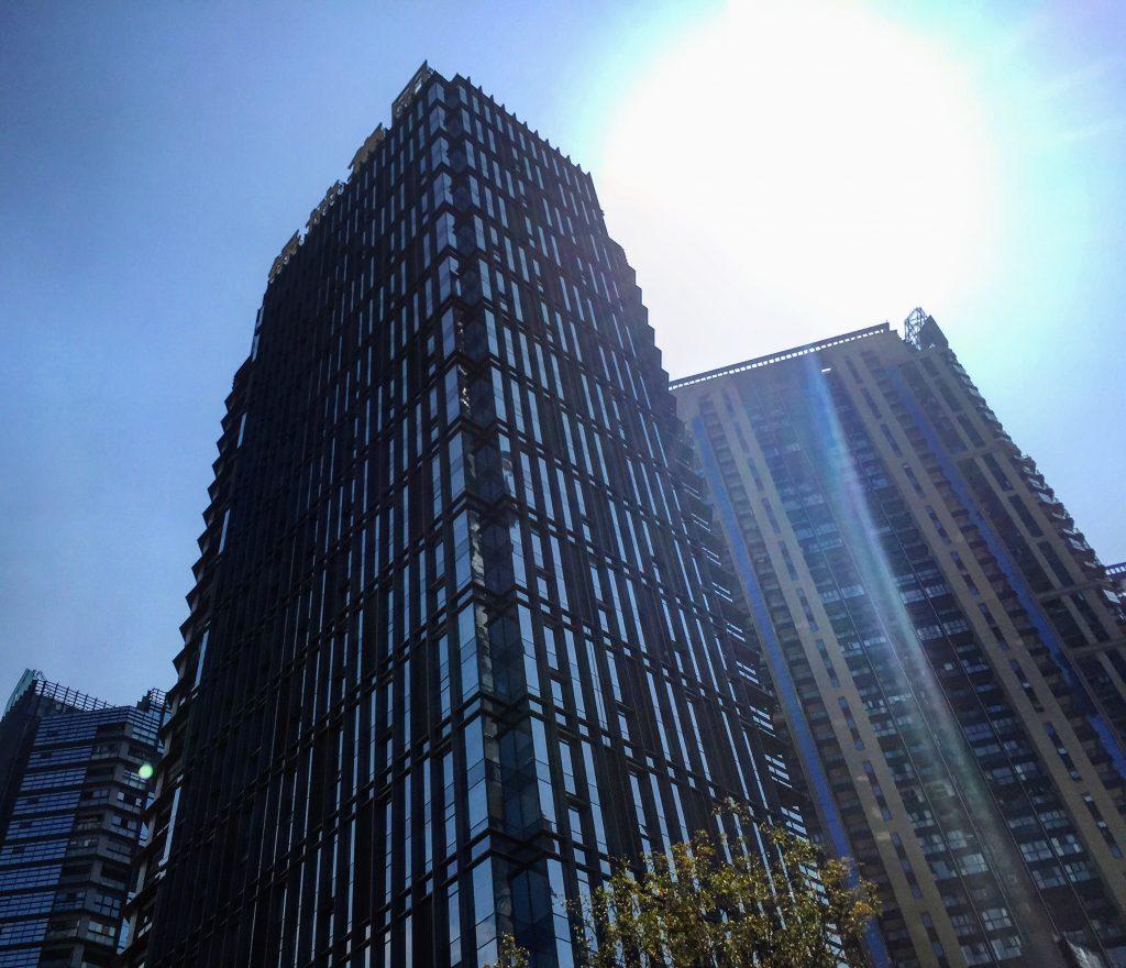 Quand l'architecture moderne devient universelle, quelque part en Chine