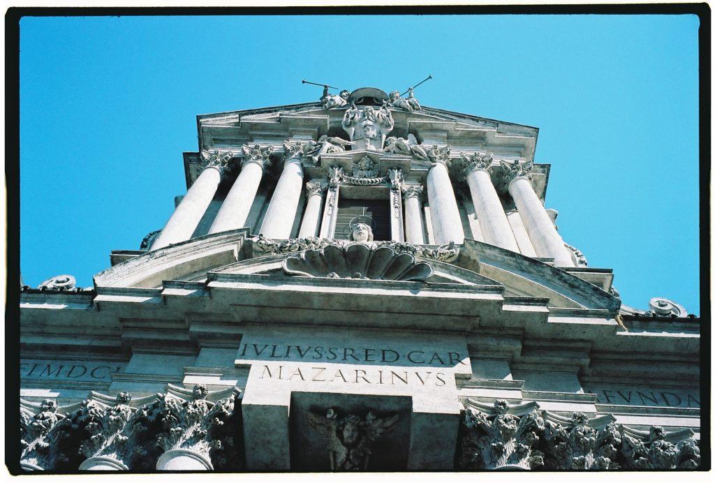 Rome une ville à l'architecture incroyable