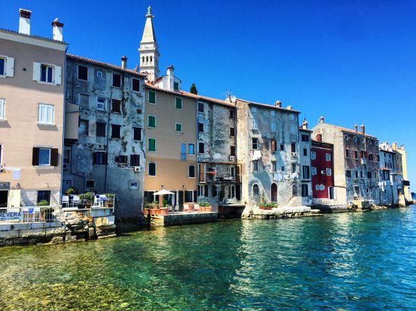 Rovinj une ville splendide située au bord de l'Adriatique