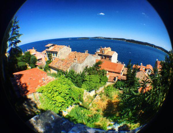 Rovinj, l'une des plus belles villes de Croatie