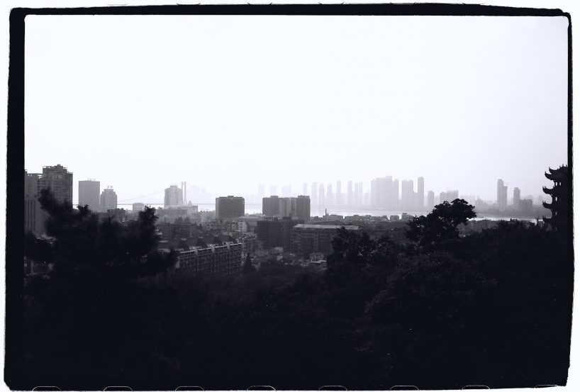 Skyline à Wuhan