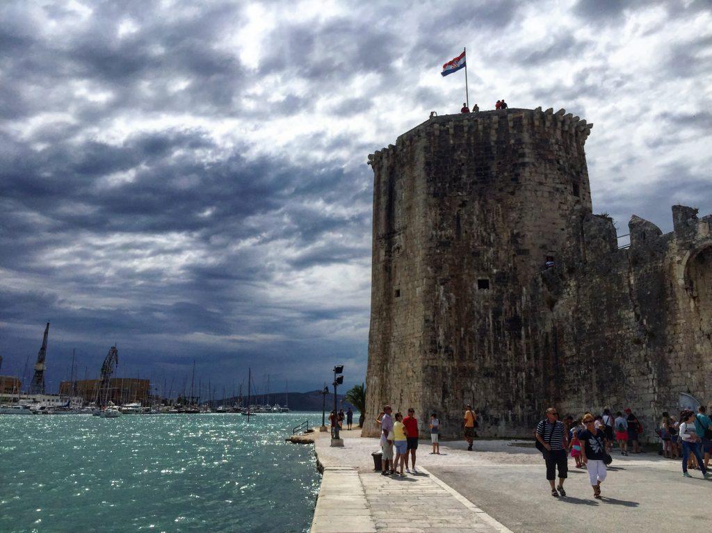 Trogir, l'une des plus belles villes croates