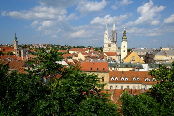 Zagreb, l'une des plus belles villes de Croatie