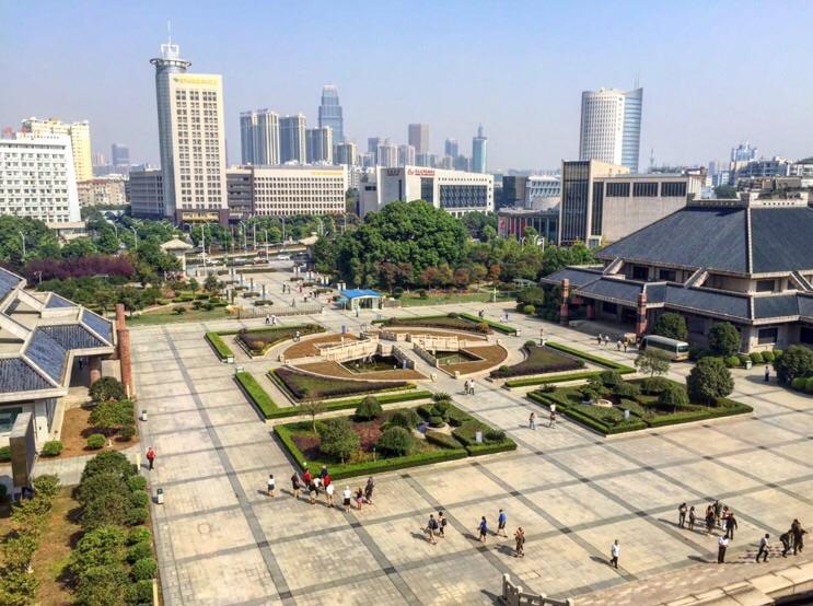 Wuhan, une mégalopole sous le soleil