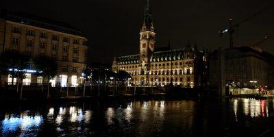 Hambourg l'une des plus grandes villes d'Allemagne