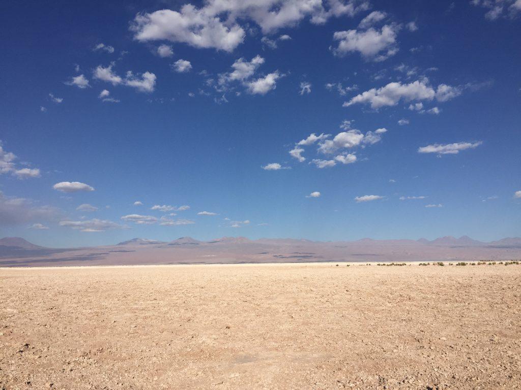 Le désert d'Atacama, une étendue désertique à plus de 2 500 mètres d'altitude