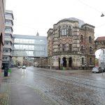 Nouvelle architecture vs un monument historique à Brême