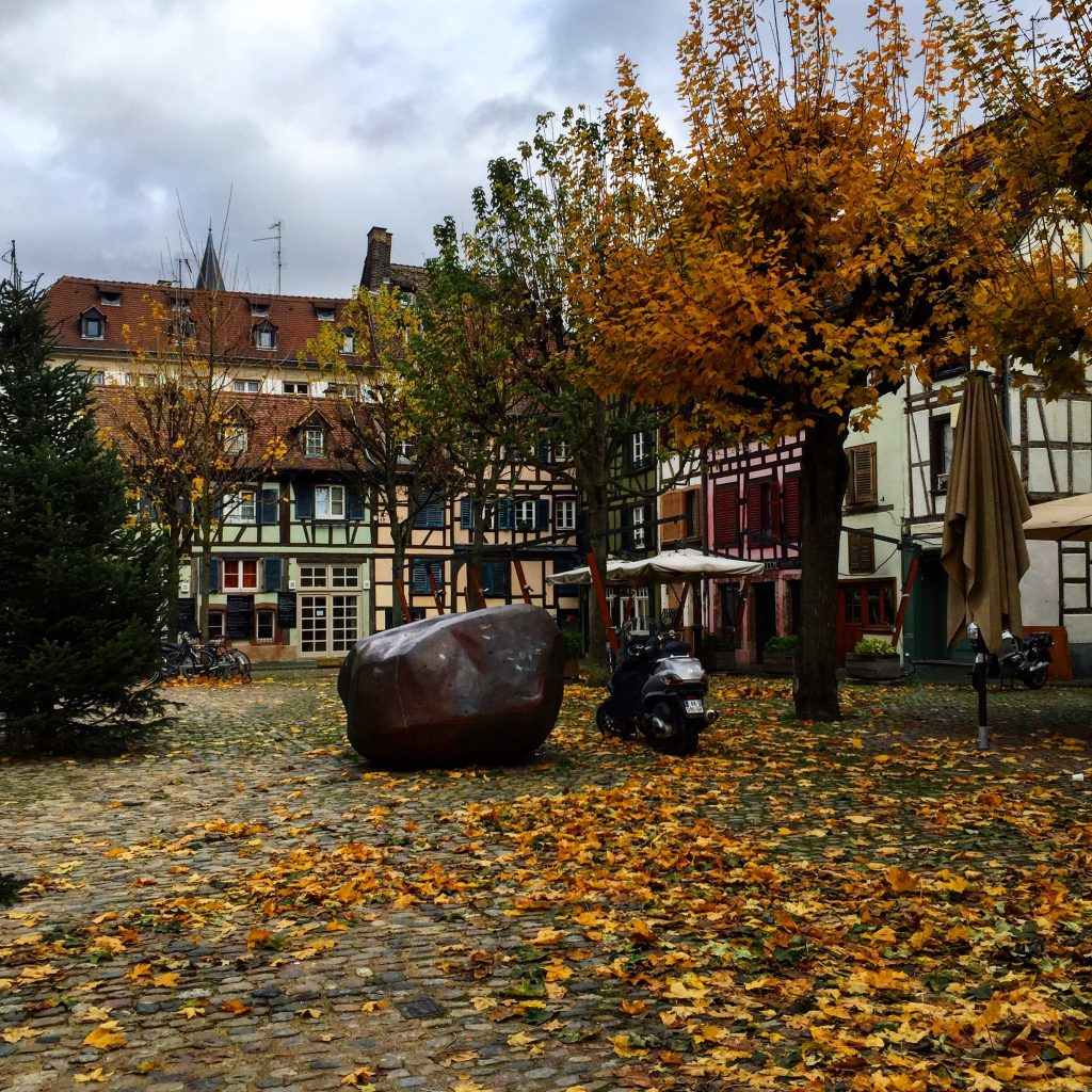 Place du marché Gayot, Strasbourg
