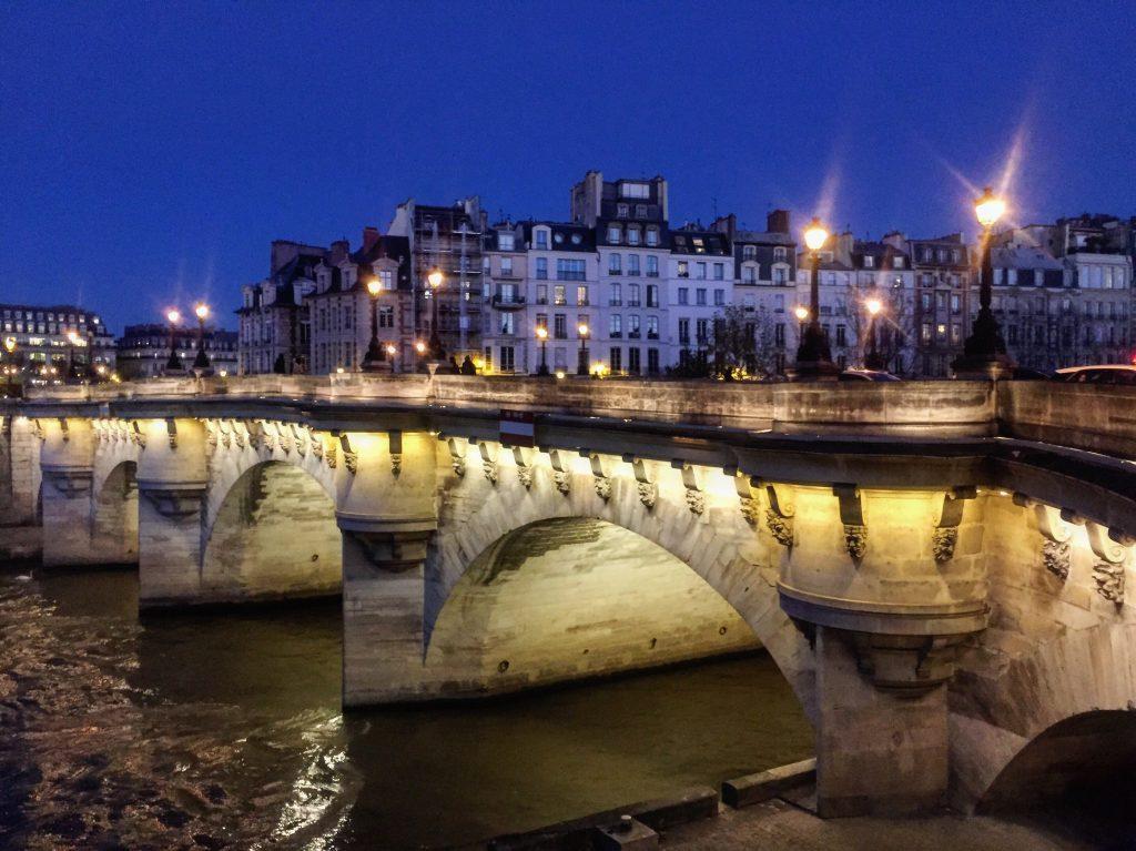 Le Pont Neuf à Paris