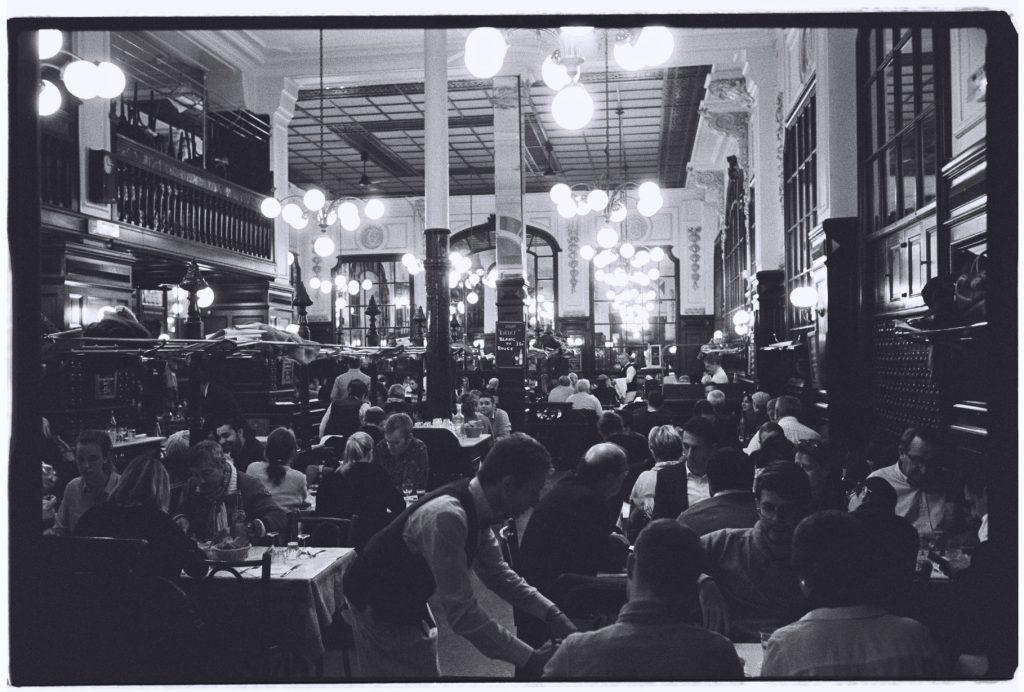 Chez Chartier, la plus vieille brasserie de Paris