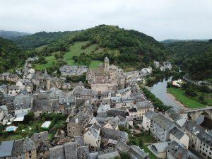 Estaing l'un des trésors de l'Aveyron