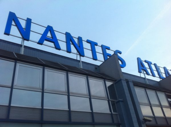 Nantes Atlantique, l'un des plus grands aéroports de France