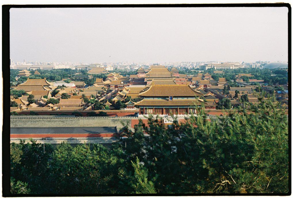 La capitale chinoise et la Cité interdite