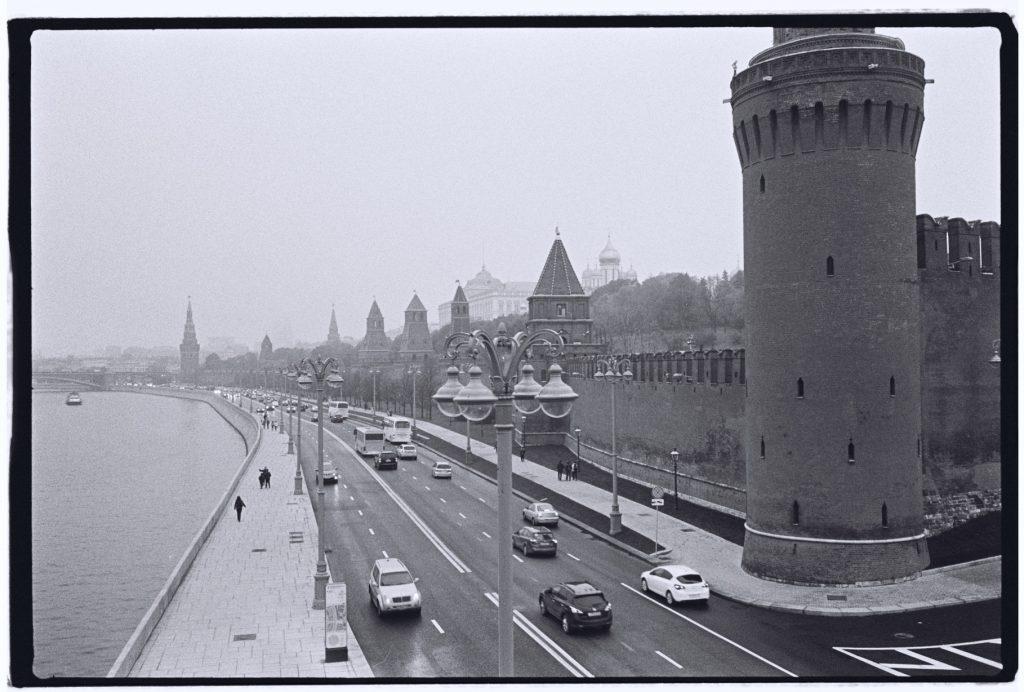 La muraille du Kremlin, Moscou