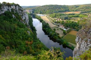 Une vue imprenable sur la vallée du Lot