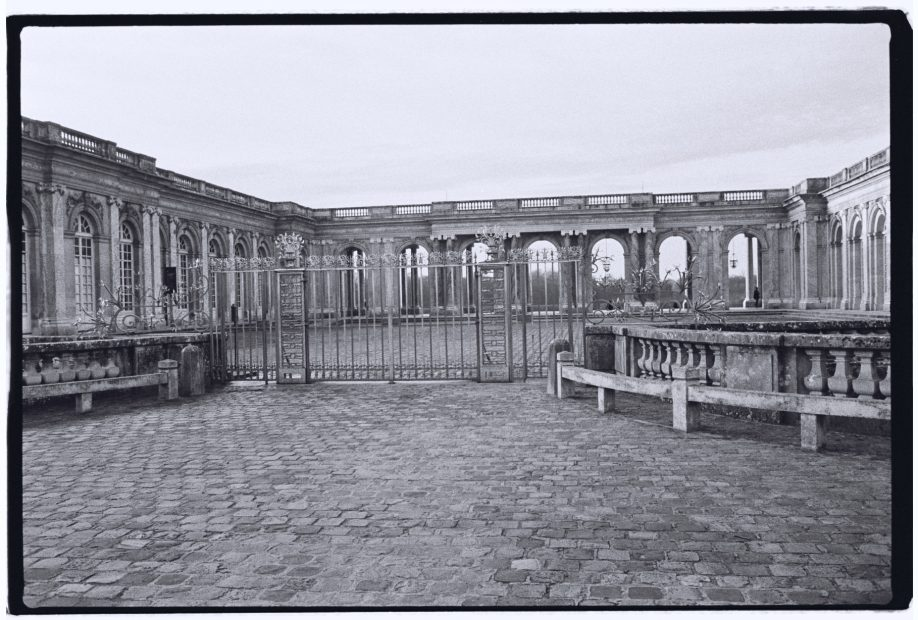 Le grand Trianon dans le parc du château de Versailles