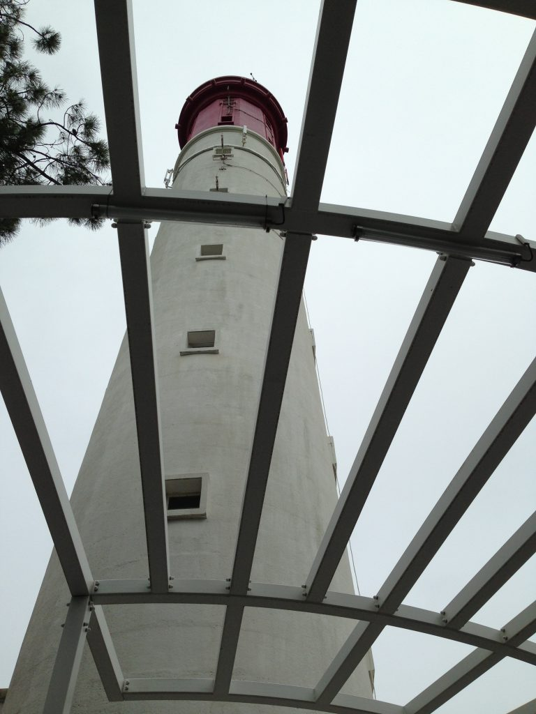 Le phare du Cap Ferret dans le sud ouest