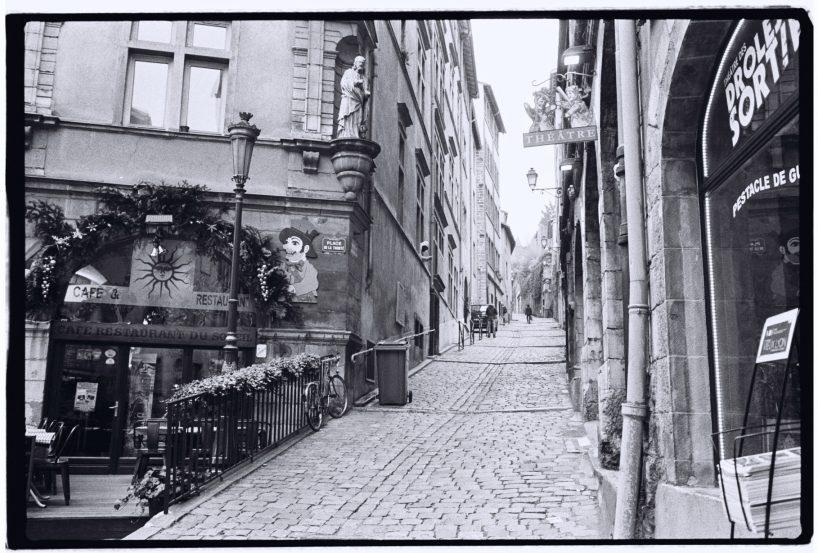 Le quartier Saint-Jean à Lyon