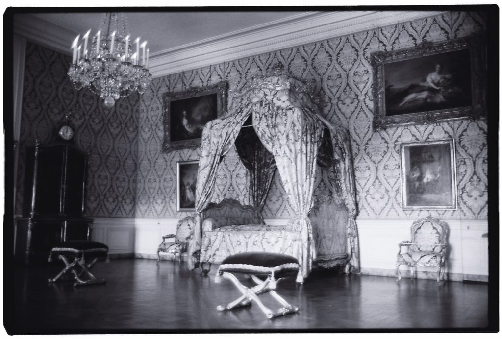 Les appartements royaux du château de Versailles