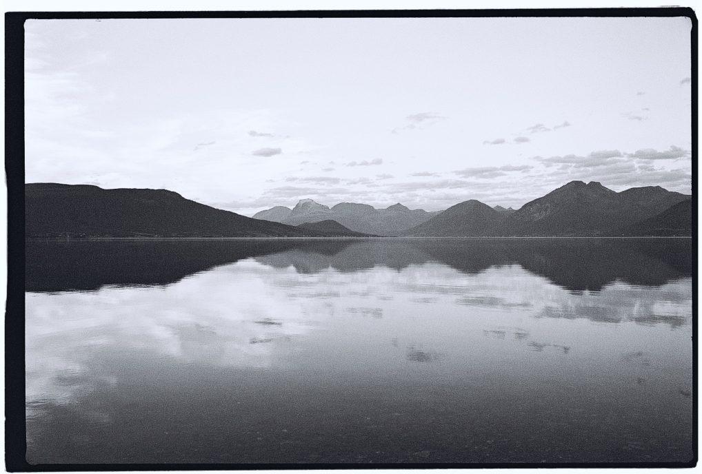 La Norvège un pays du nord de l'Europe