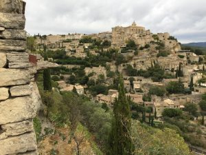 Gordes un splendide village du Sud de la France