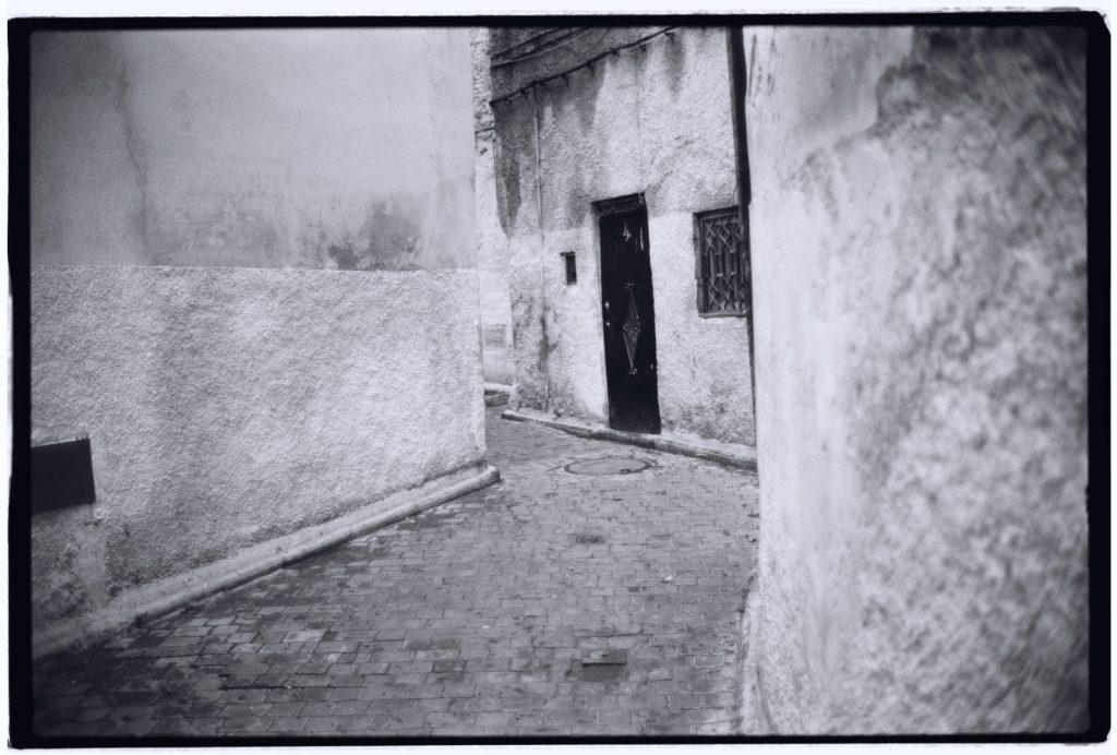 Une des ruelles de l'ancien quartier juif, Fès