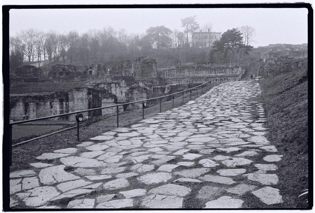 Une route gallo romaine qui a charié bien des légendes et beaucoup d'espoirs