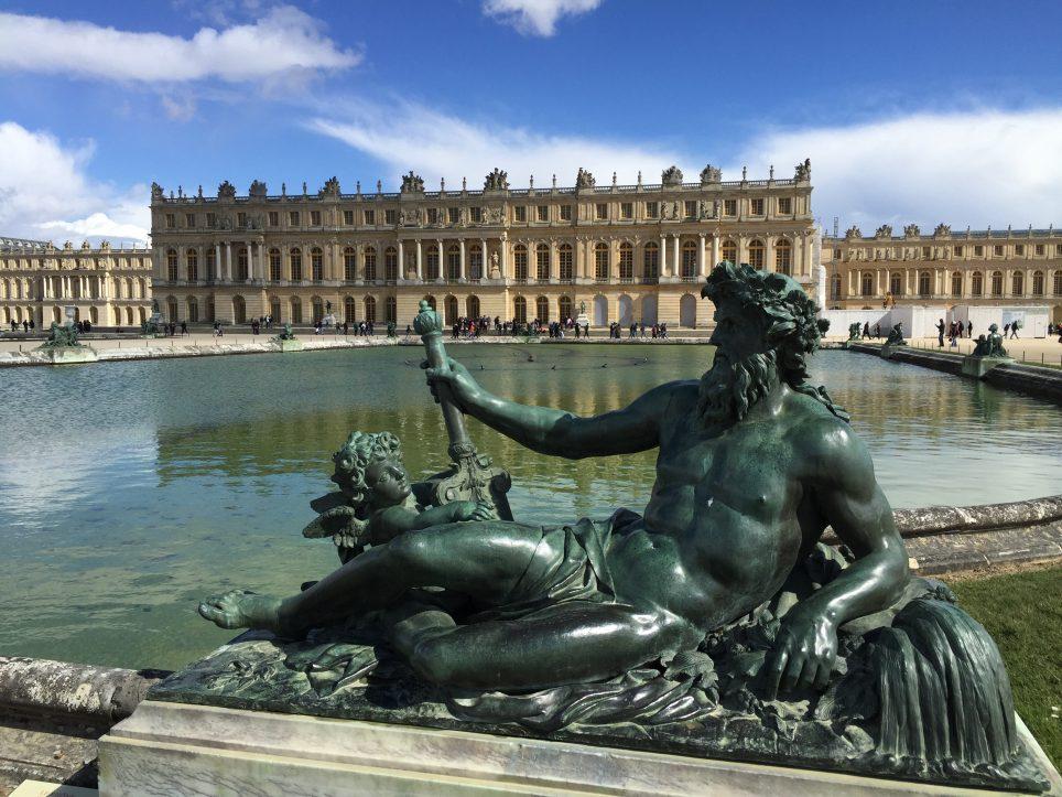 Versailles, le plus grand château du Monde