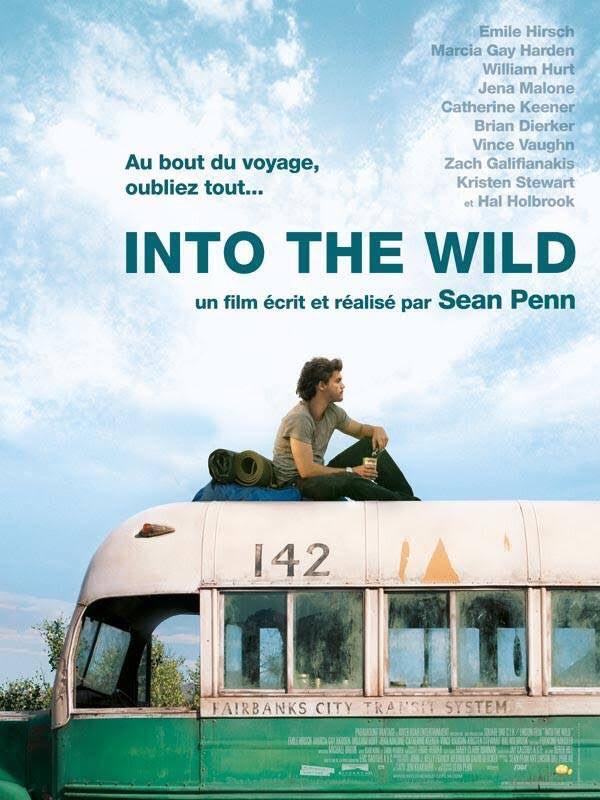 Into the wild, l'un des meilleurs films sur le voyage