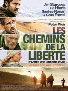 Les chemins de la liberté, un film qui est la pierre philosophale du voyage