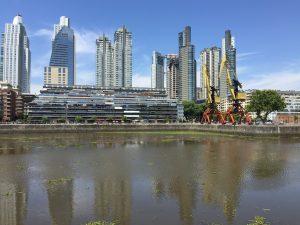 Buenos Aires la capitale d'Argentine