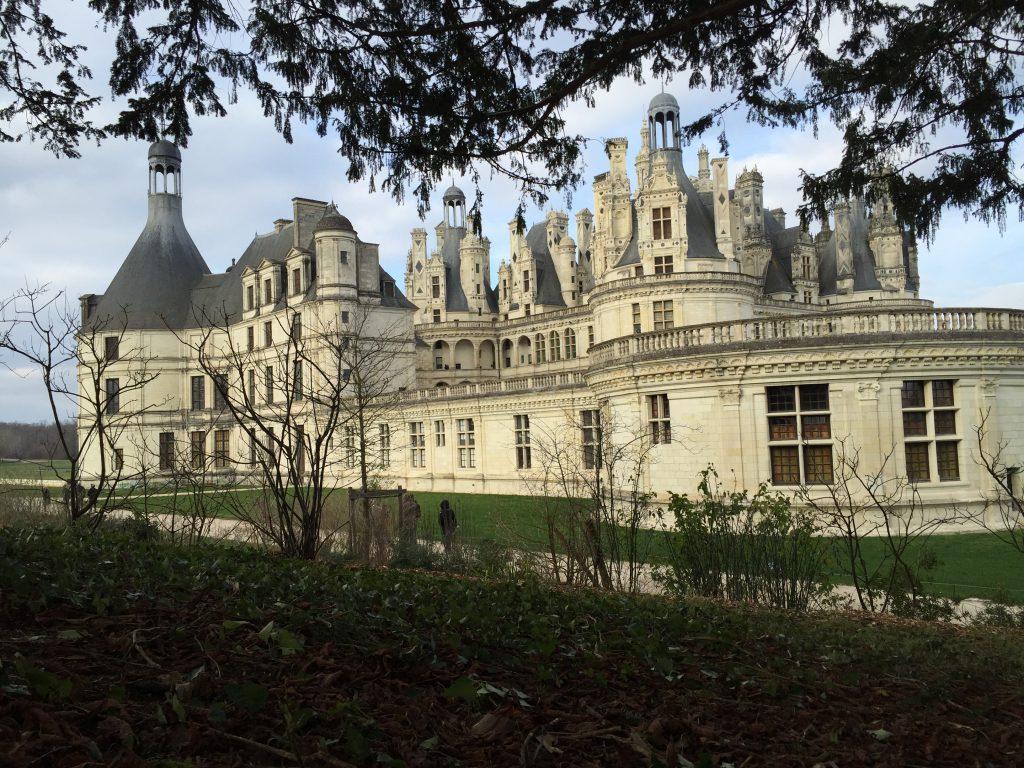 Chambord un enchantement malgré l'imposant château voulu par François 1er