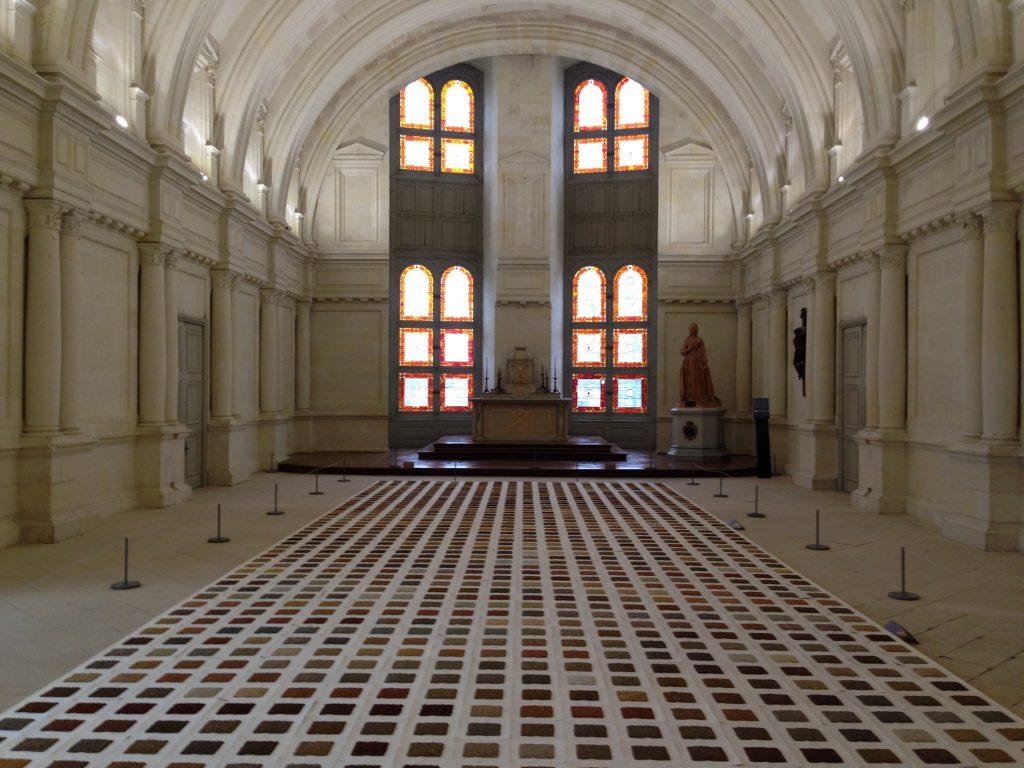 Exposition artistique dans la Chapelle du château