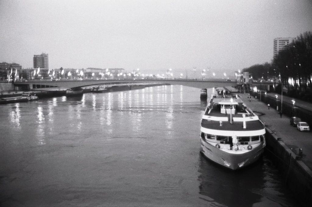 La Seine à Rouen