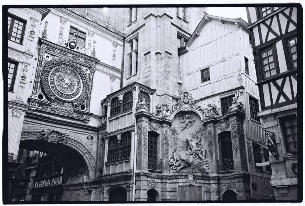 Que faire à Rouen : Le Gros Horloge de Rouen