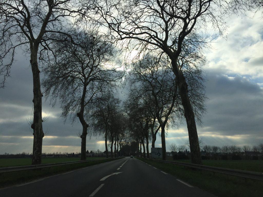 Sur les routes des châteaux de la Loire