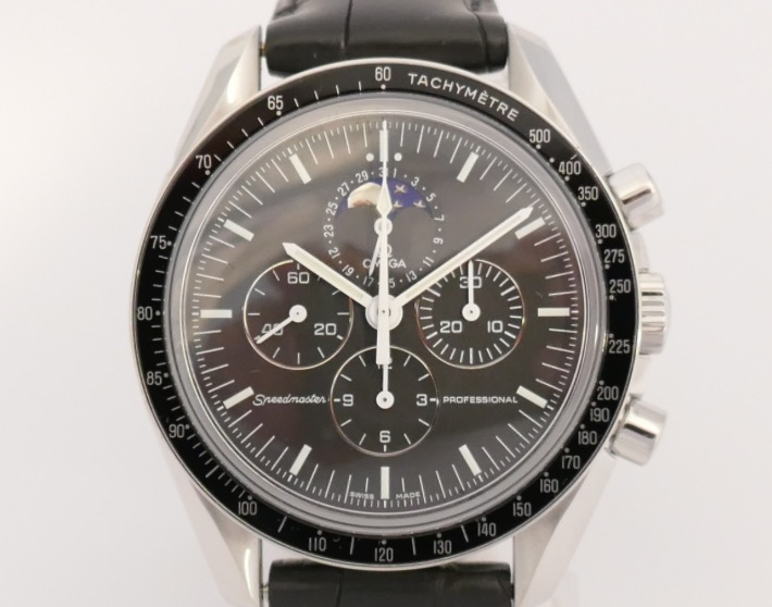 Omega speed Master, dans le Top 10 des plus belles montres pour homme