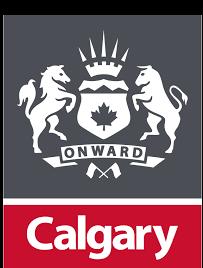 La nouvelle version des armes de Calgary