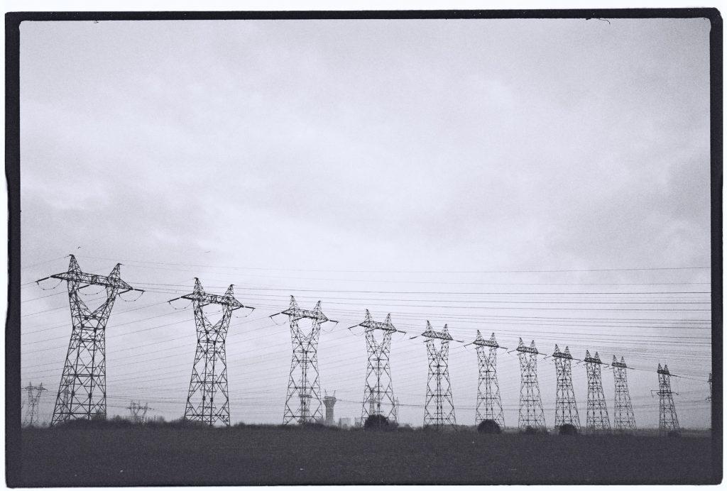 Prolifération complexe des pylônes
