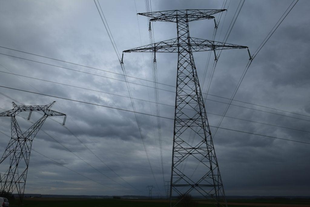 Sous le ciel parfois nuageux de la Picardie
