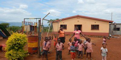 Une école en Afrique du Sud