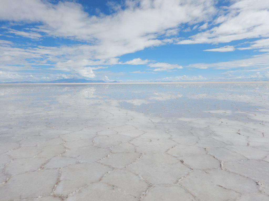 Uyuni, le désert de sel le plus grand au monde