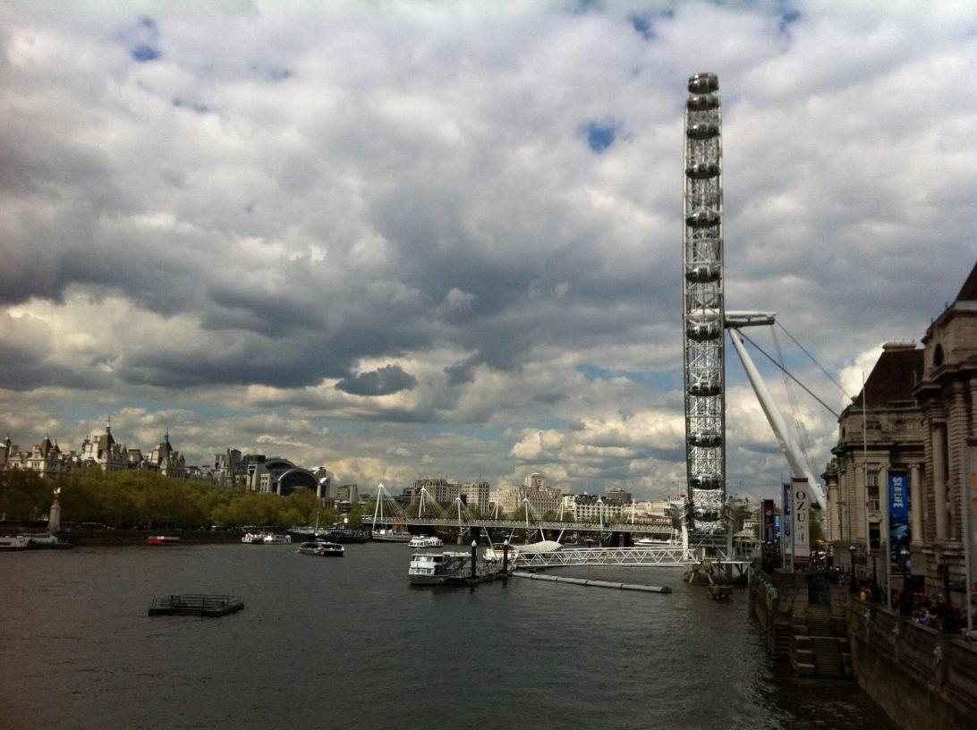 La Tamise reste indissociable de Londres