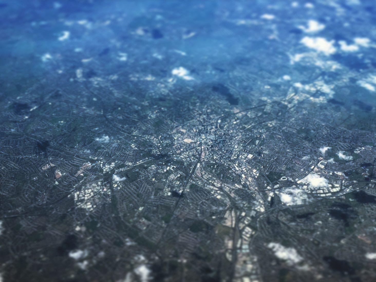 Birmingham, l'une des plus grandes villes du Royaume-Uni