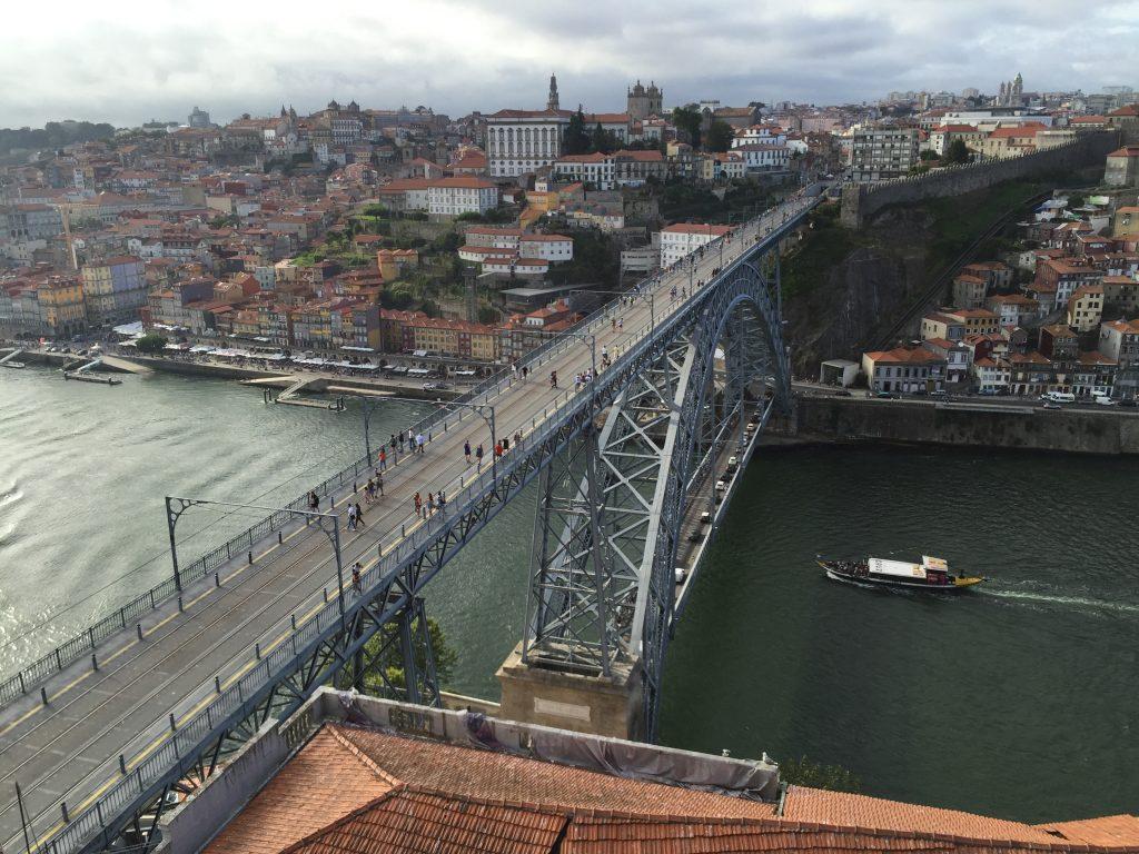 Vue imprenable sur toute la ville de Porto