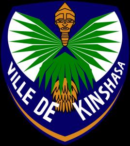 Le blason de la ville de Kinshasa