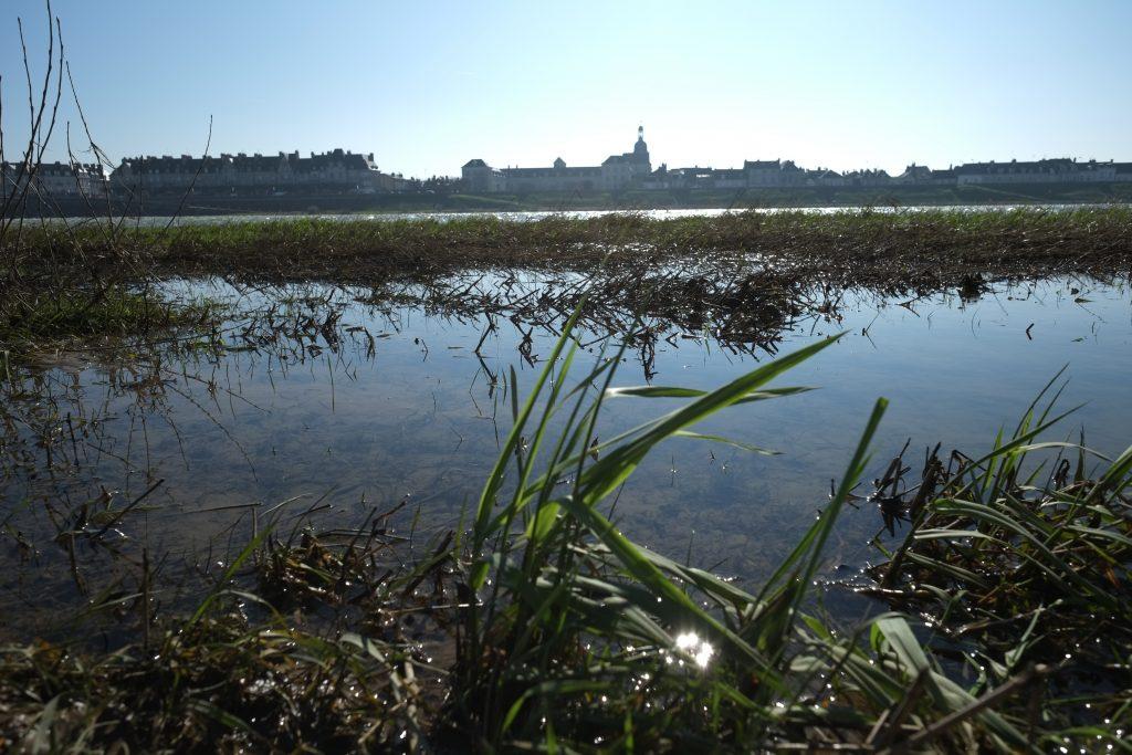 La Loire à Blois, le plus grand fleuve de France