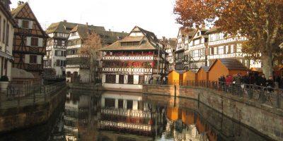 L'automne 2011 à Strasbourg