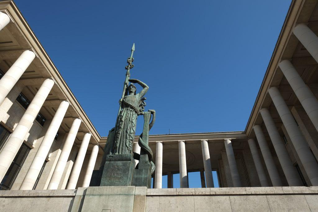 Le Palais de Tokyo, un musée très fréquenté